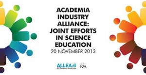 Academia-Industry Alliance: Joint Efforts in Science Education – Royal Irish Academy and ALLEA Worling Group Science Education convene open session in Dublin