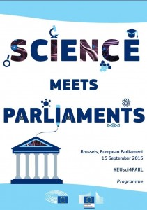 "ALLEA participates in JRC initiative ""Science Meets Parliaments"""