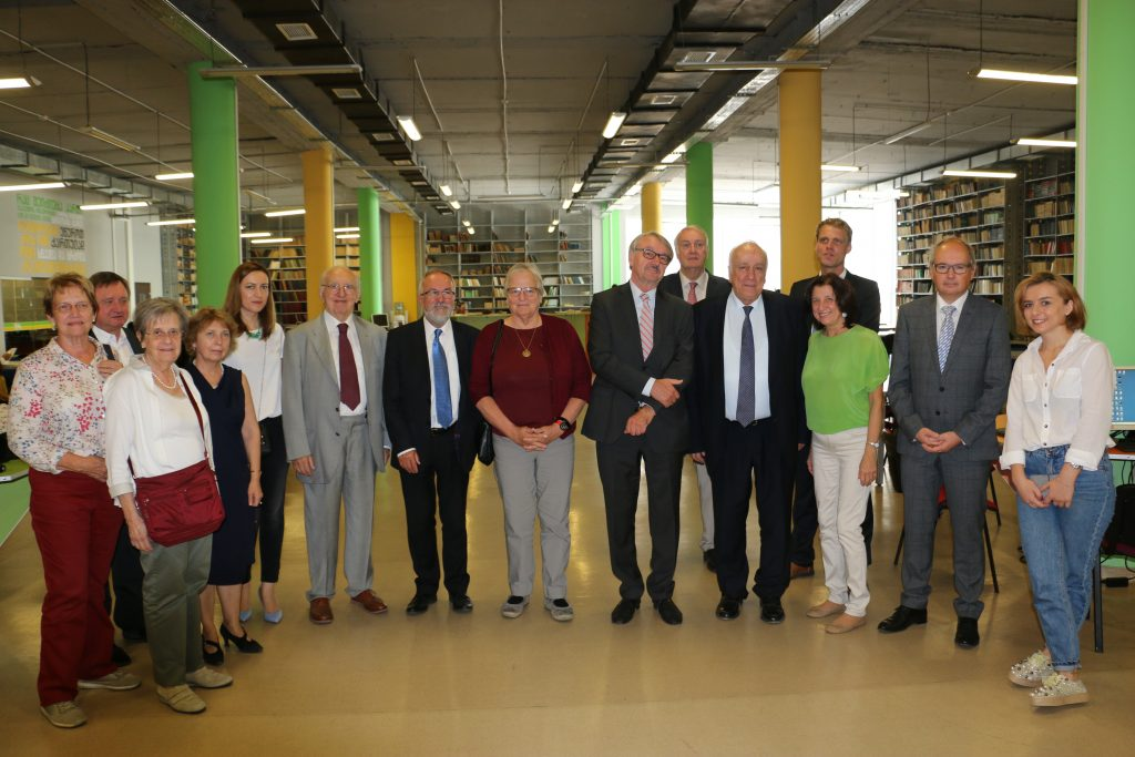 Georgian National Academy of Sciences hosts ALLEA Board in Tbilisi