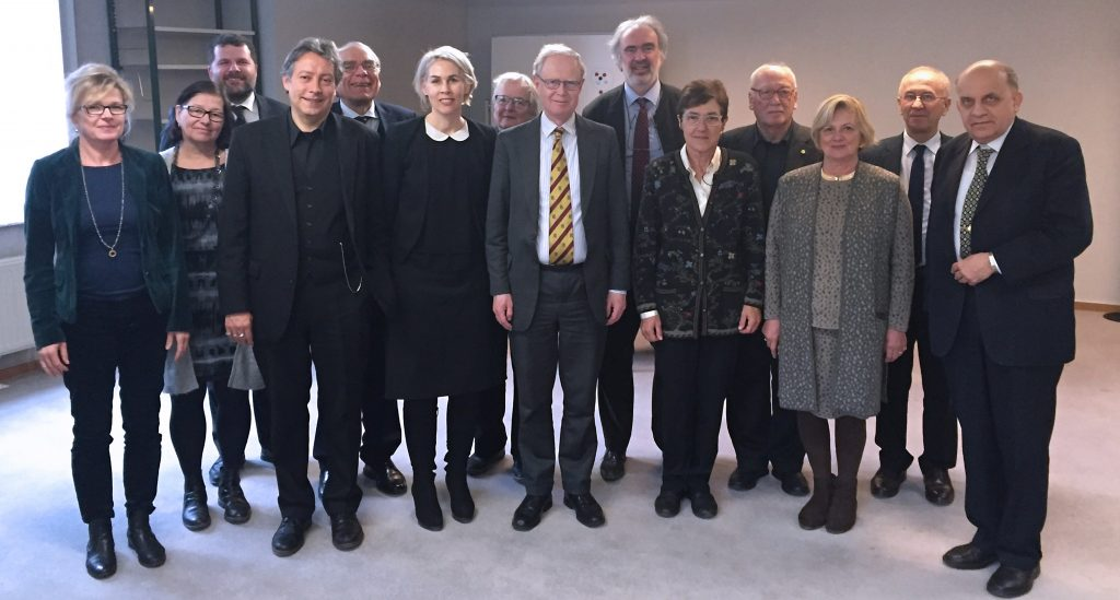 FP9 Working Group holds its kick-off meeting in Brussels
