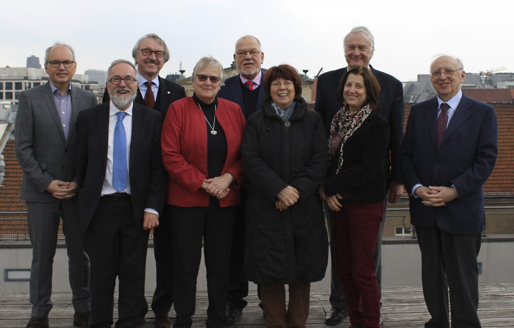 ALLEA Board meets at the Leopoldina and the Union of the German Academies