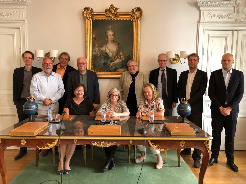 ALLEA's FP9 Working Group meets in Stockholm to discuss proposal for Horizon Europe