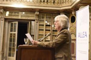 Laureate's Speech