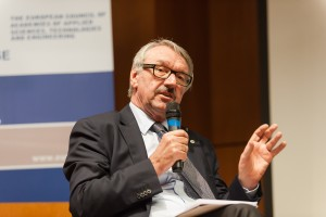 ALLEA president takes part in the Euro-CASE Annual Conference
