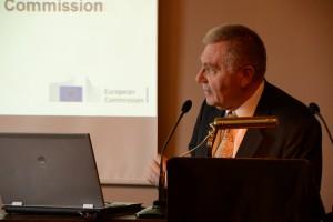 Keynote speaker Professor Jean-Pierre Bourguignon, President of the European Research Council (ERC)