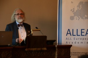 Welcome Address by Professor Nils Chr. Stenseth,  President of the Norwegian Academy of Science and Letters