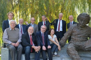The ALLEA Board at the Israel Academy of Sciences and Humanities