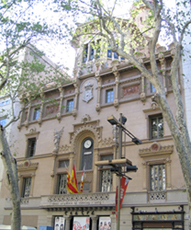 "Permanent Working Group on Science & Ethics meets at Royal Academy of Sciences and Arts of Barcelona and visits the ""la Caixa"" foundation's science museum"