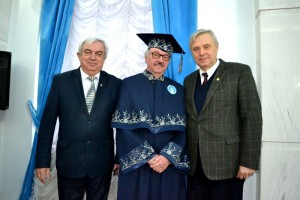 ALLEA President Guenter Stock visits Academy of Sciences of Moldova