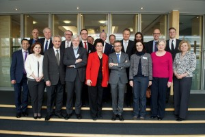 Presidents of the European Academy Networks meet EU Commissioner Carlos Moedas and the High Level Group of Scientific Advisors