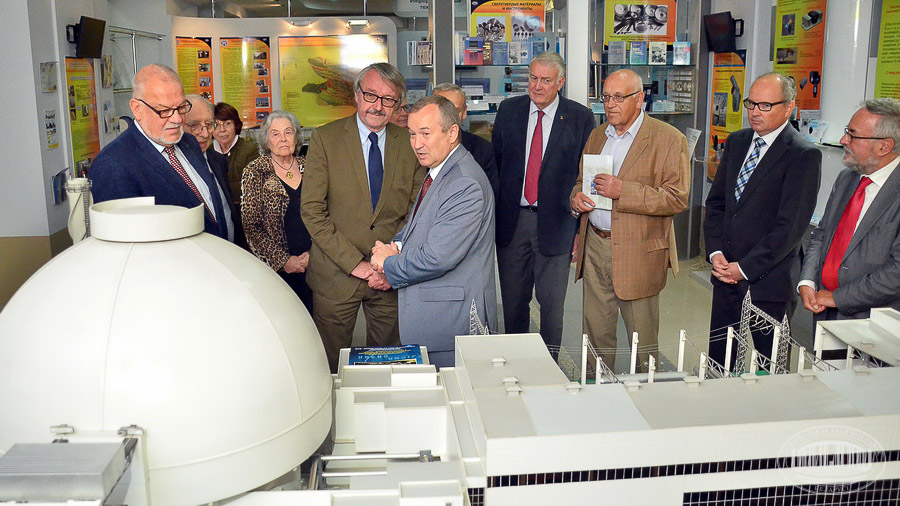 ALLEA Board meets in Minsk at the National Academy of Sciences of Belarus