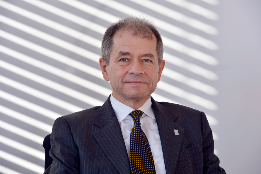 Antonio Loprieno is the new president of the Swiss Academies of Arts and Sciences