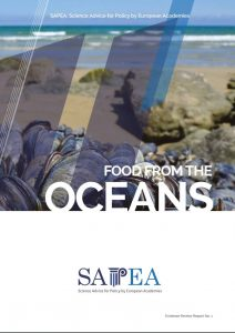 SAPEA provides evidence for the European Commission on Food from the Oceans
