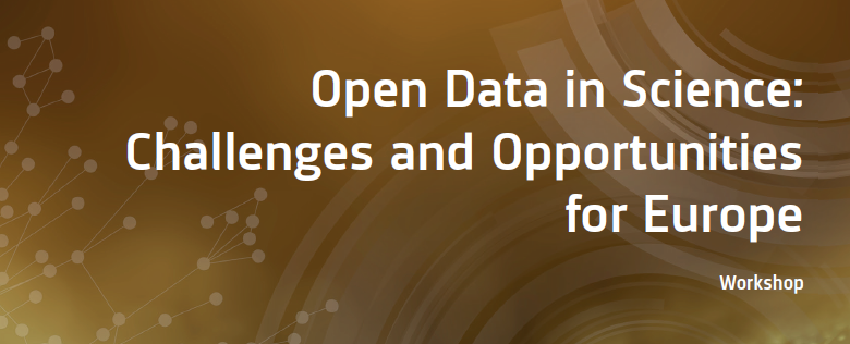 New recommendations on Open Data in Science in Europe