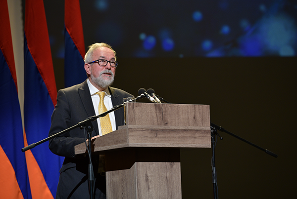 75th anniversary of the National Academy of Sciences of the Republic of Armenia