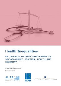 ALLEA, FEAM and KNAW publish symposium report on health inequalities