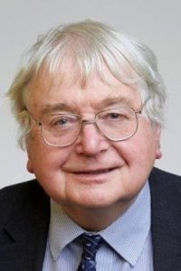 """Interview with Richard Catlow: """"My vision of a data-enabled Europe is that it improves the quality of life of its citizens"""""""
